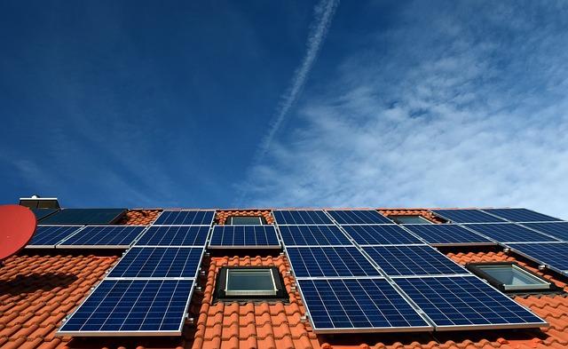 En solcellsanläggning till din villa