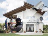 Övervakningskamera för att skydda ditt hem